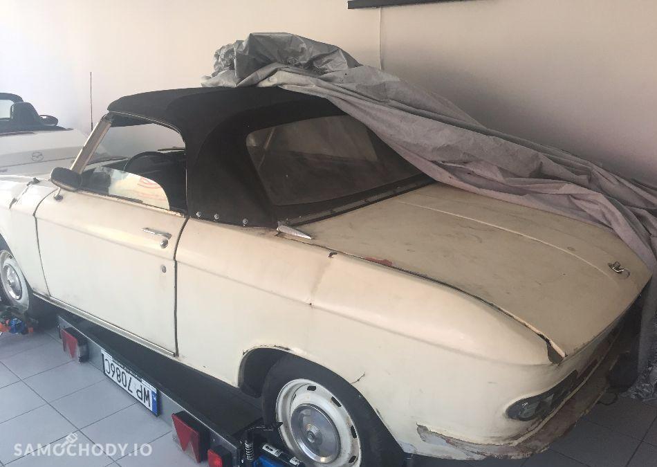 Peugeot 204 ZABYTEK , DO RENOWACJI , 2 OSOBOWY 2