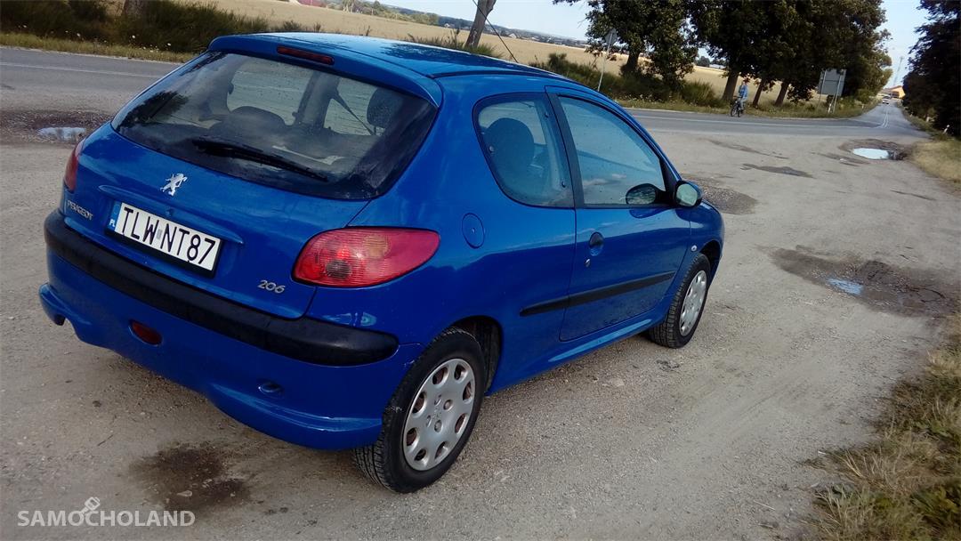 Peugeot 206   7