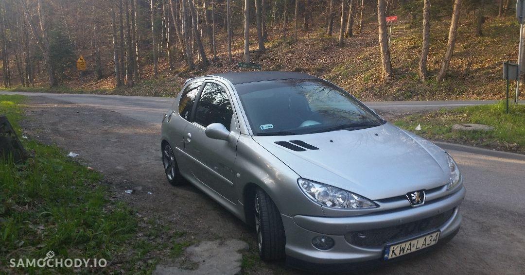 Peugeot 206 Diesel 1.6 109KM 2004r. 1