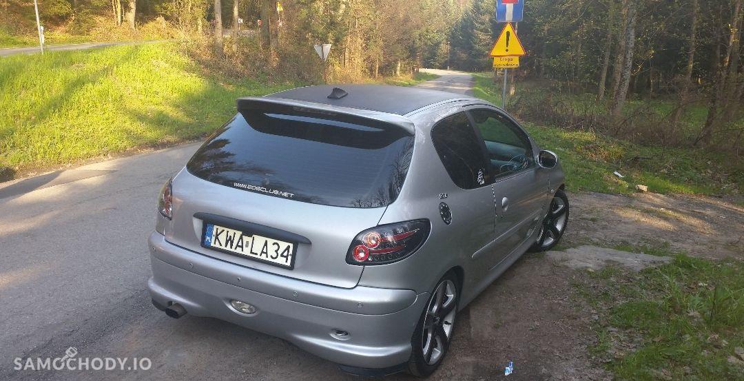 Peugeot 206 Diesel 1.6 109KM 2004r. 2