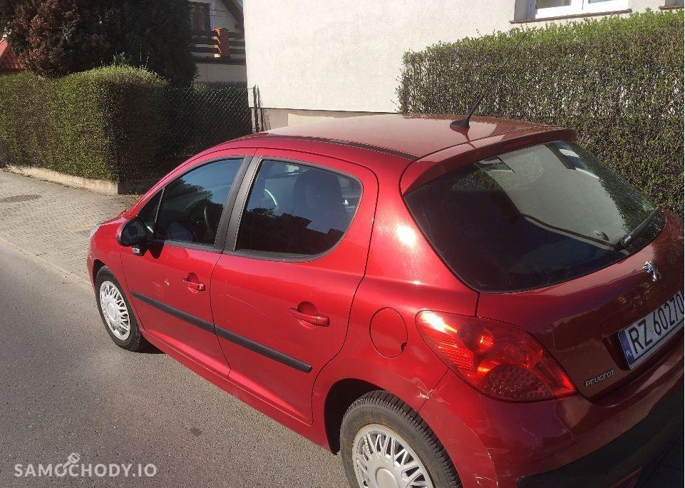 Peugeot 207 SPRAWNY , KLIMA , ELEKTRYCZNE SZYBY  2
