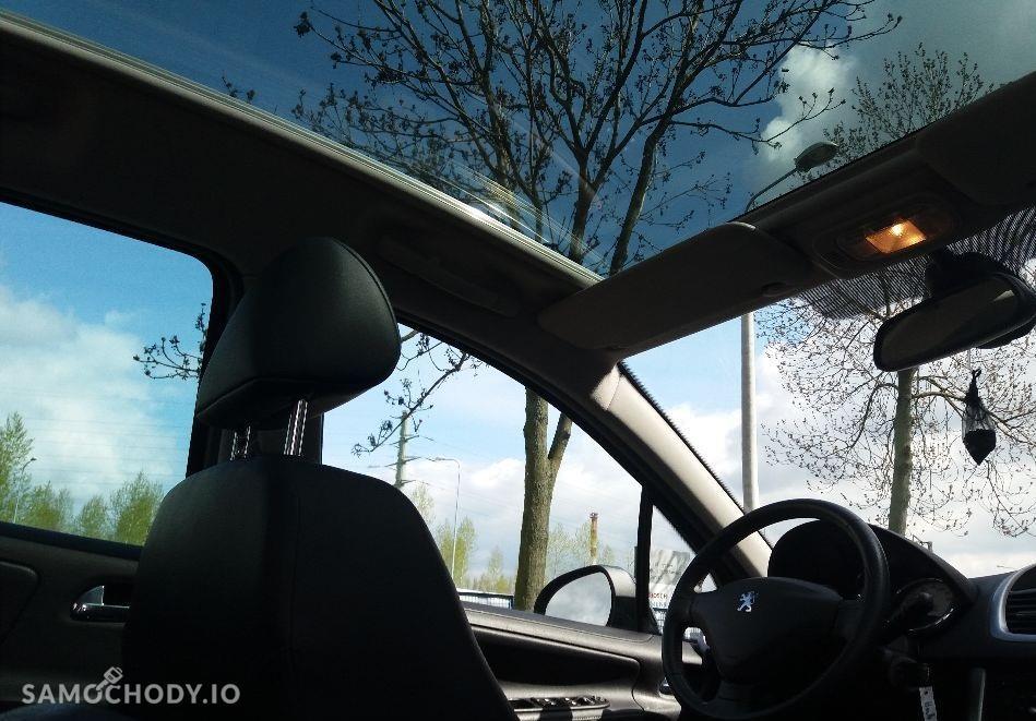 Peugeot 207 Klima Dwustref. Temp. 2010r. 7