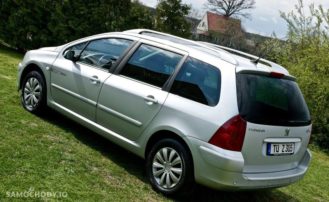 Peugeot 307 I (2001-2005) limitowana edycja, ekonomiczny, udokumentowany przebieg 2