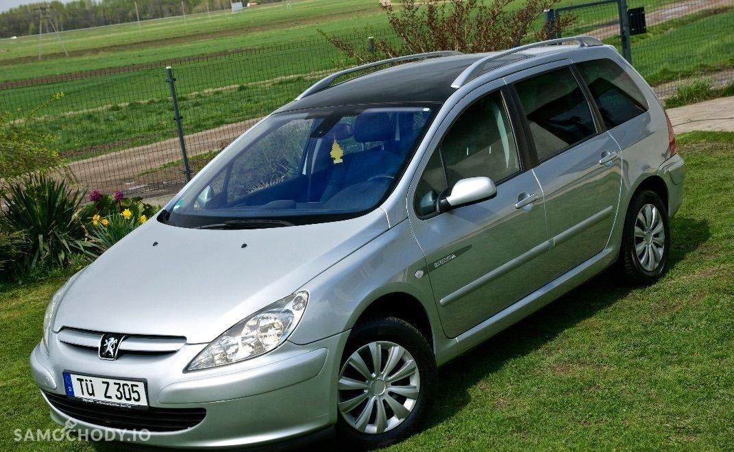 Peugeot 307 I (2001-2005) limitowana edycja, ekonomiczny, udokumentowany przebieg 1