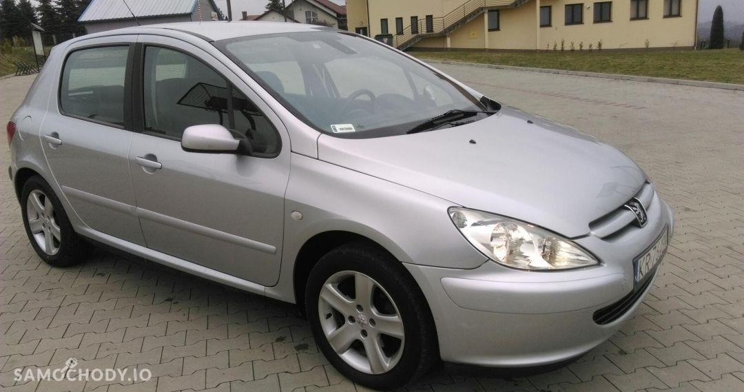 Peugeot 307 I (2001-2005) 2005r. Alusy el.szyby   1