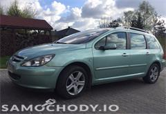 peugeot 307 i (2001-2005) panoramiczny dach, 7osób.