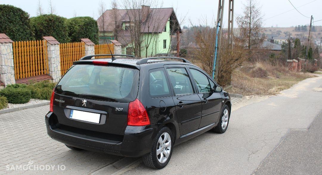 Peugeot 307 II (2005-) Piękny ASO 1 wł OXYGO benzyna 2