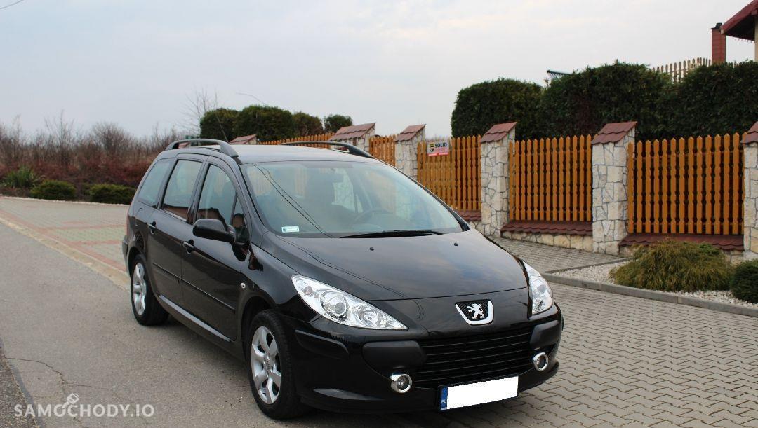 Peugeot 307 II (2005-) Piękny ASO 1 wł OXYGO benzyna 1