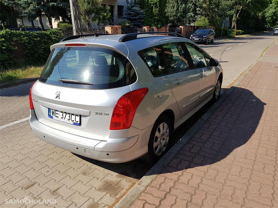 Peugeot 308 T7 (2008-2013) 1.6 hdi 92KM Salon Polska niski przebieg 4