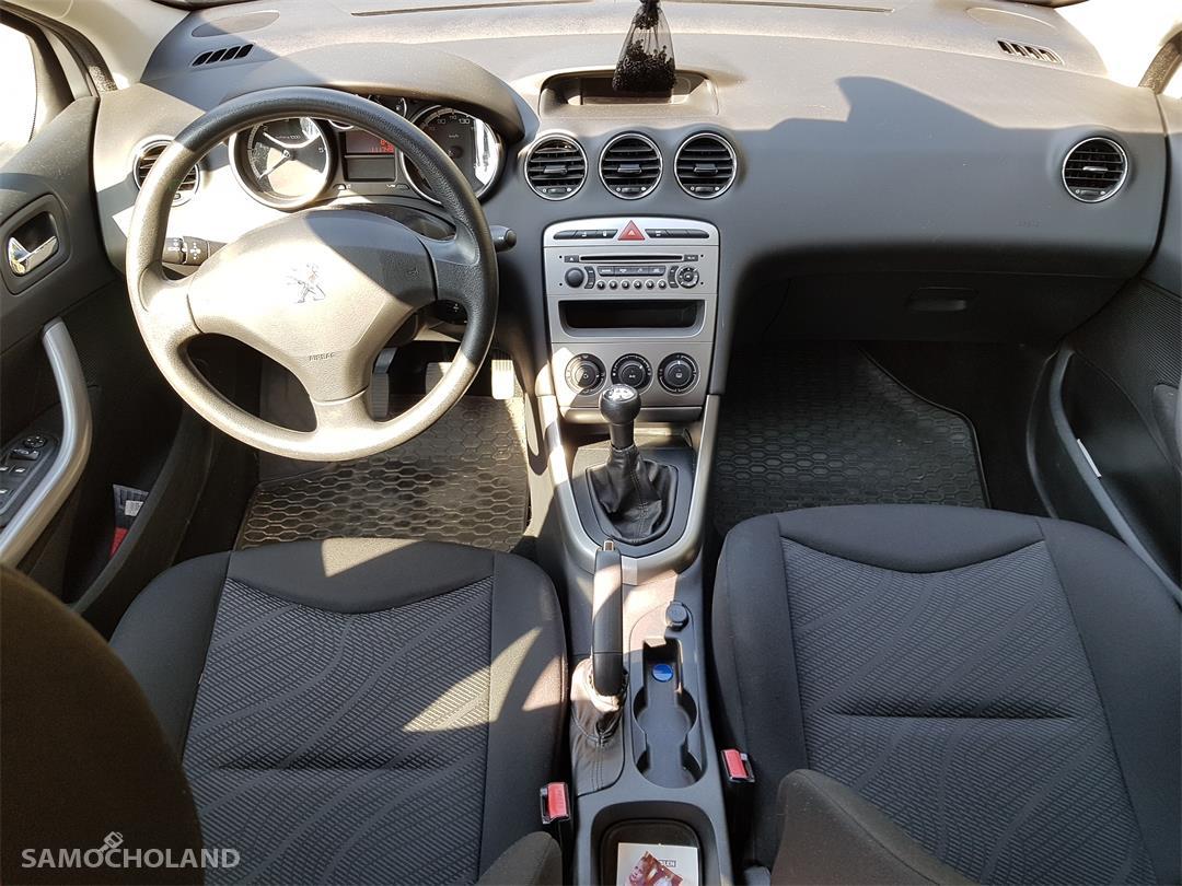Peugeot 308 T7 (2008-2013) 1.6 hdi 92KM Salon Polska niski przebieg 11