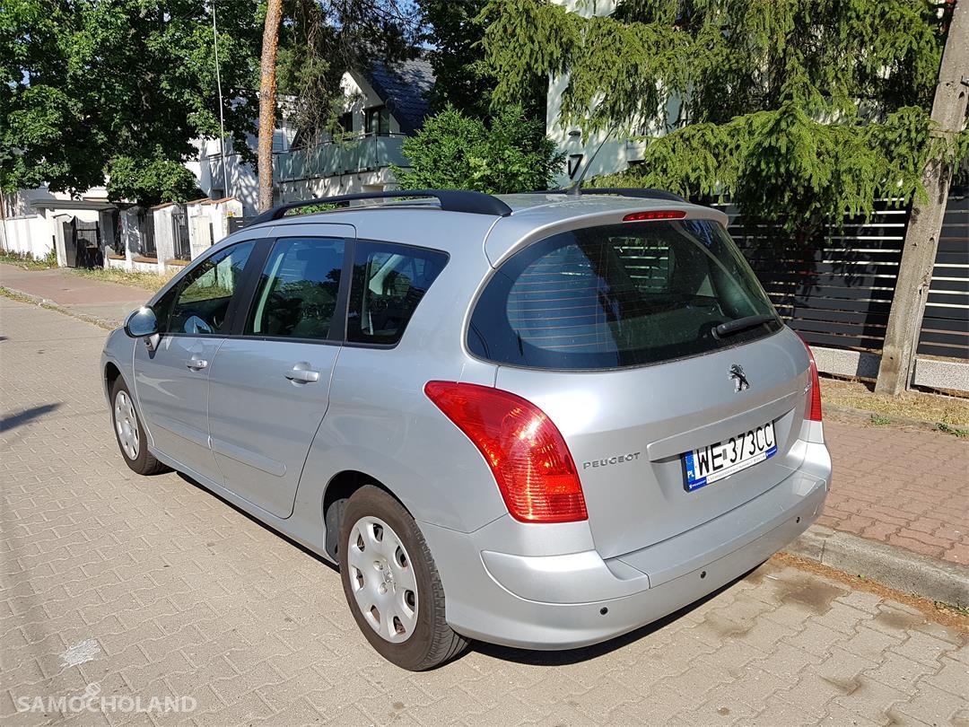 Peugeot 308 T7 (2008-2013) 1.6 hdi 92KM Salon Polska niski przebieg 7