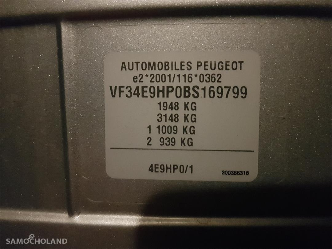 Peugeot 308 T7 (2008-2013) 1.6 hdi 92KM Salon Polska niski przebieg 16