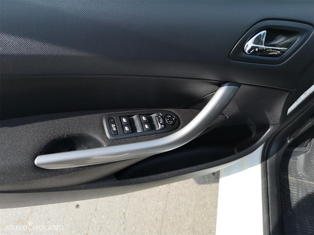 Peugeot 308 T7 (2008-2013) Peugeot 308 1.4 16v vti 2011r, skrzynia biegów manualna, el. szyby przód i tył, el. lusterka, siedzenia welurowe radio i CD fabryczne 16