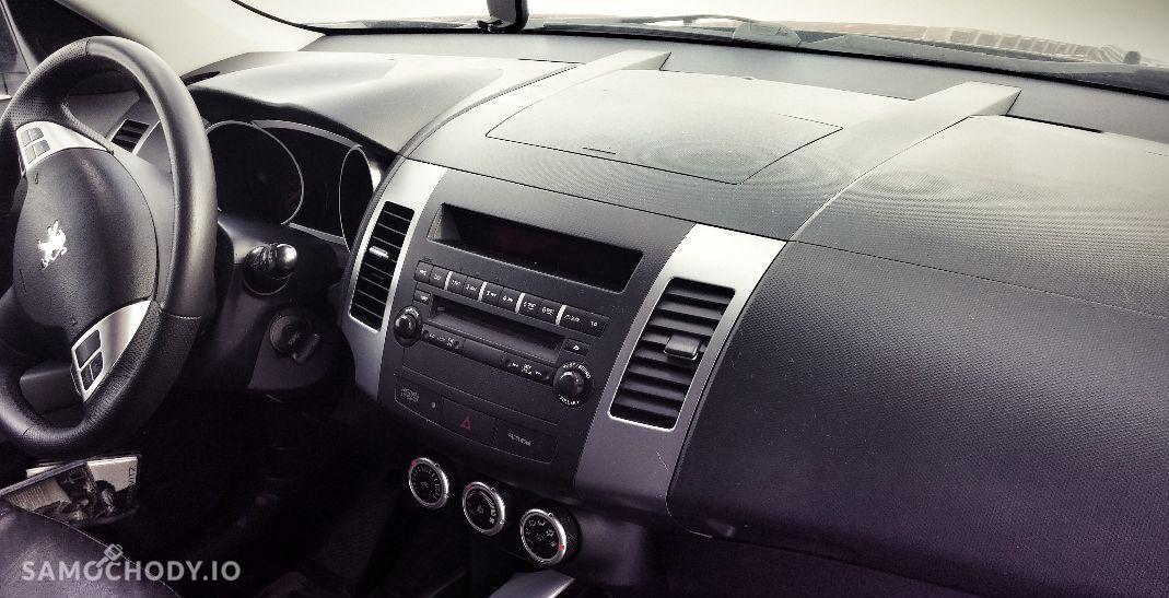 Peugeot 4007 4x4 , 7 osobowy , wymienione sprzęgło  2