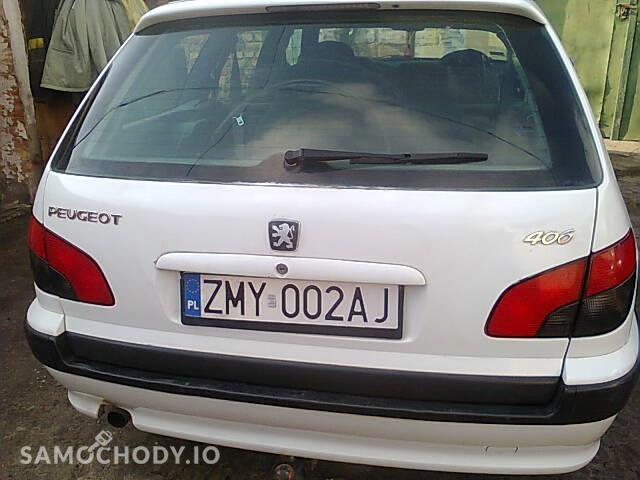 Peugeot 406 SPRZEDANY 2