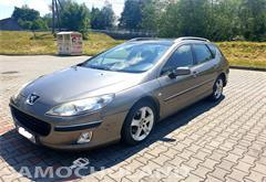 peugeot z województwa małopolskie Peugeot 407 SW 2.0 HDI Stan Bardzo dobry, Bezwypadkowy