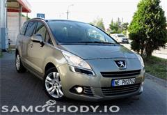 peugeot 5008 jak nowy,  2.0 hdi  , skóra
