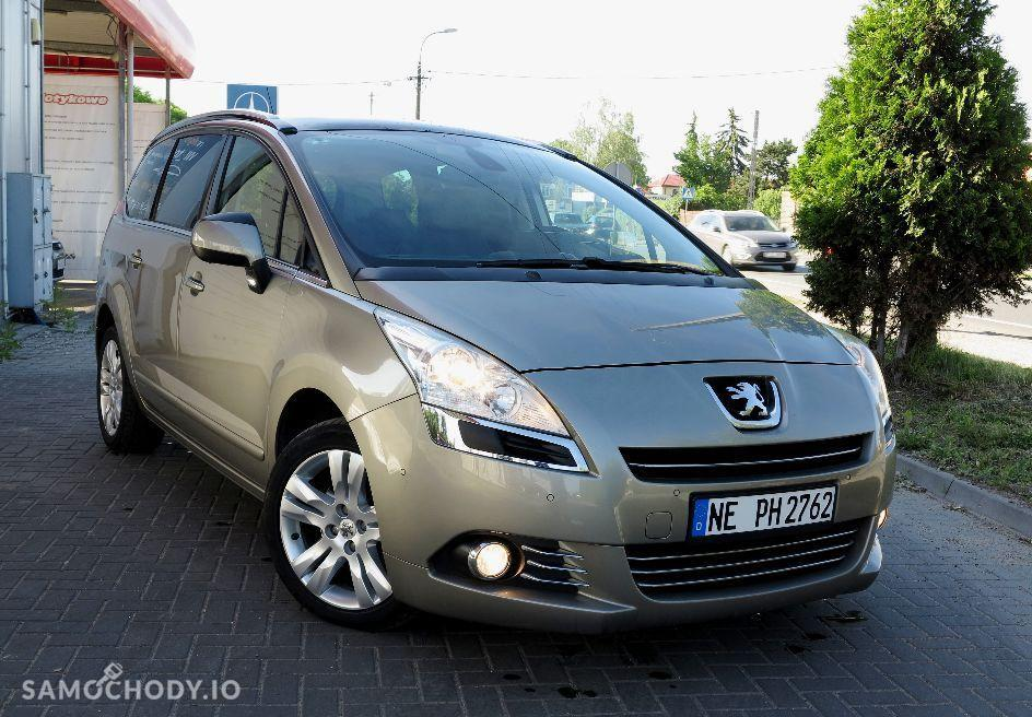 Peugeot 5008 JAK NOWY,  2.0 HDI  , SKÓRA 1