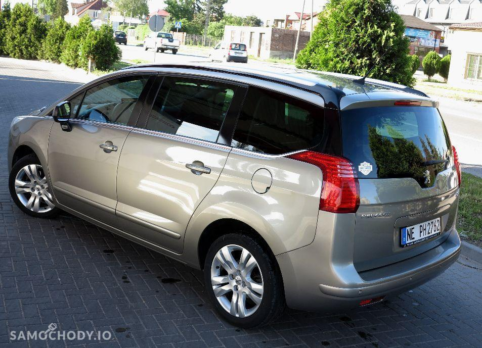 Peugeot 5008 JAK NOWY,  2.0 HDI  , SKÓRA 2
