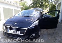 peugeot 5008 Peugeot 5008 Zadbany Peugeot 5008 SUV