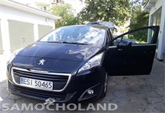 z miasta sieradz Peugeot 5008 Zadbany Peugeot 5008 SUV