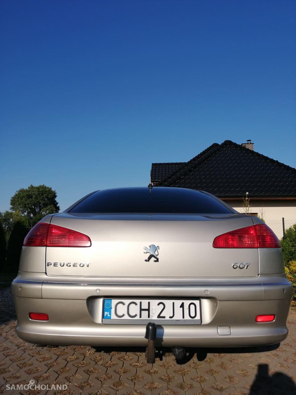 Peugeot 607 2.7 HDI V6 BiTurbo Platinum 2005r 2