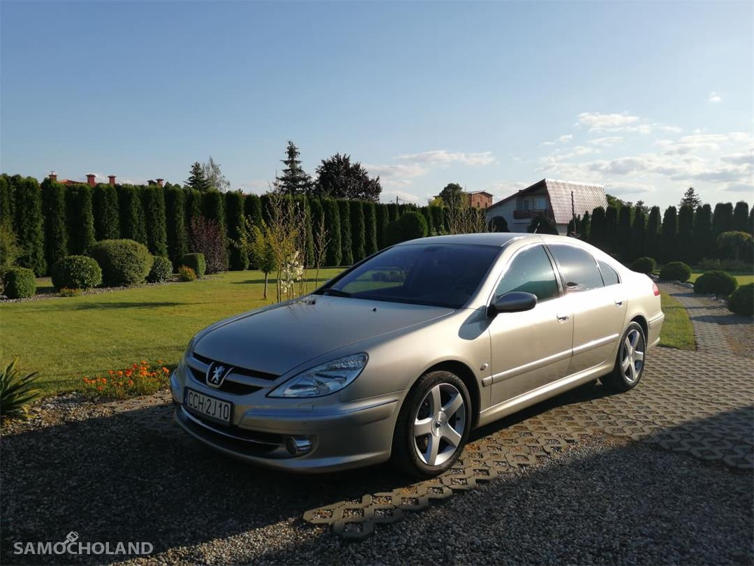 Peugeot 607 2.7 HDI V6 BiTurbo Platinum 2005r 1