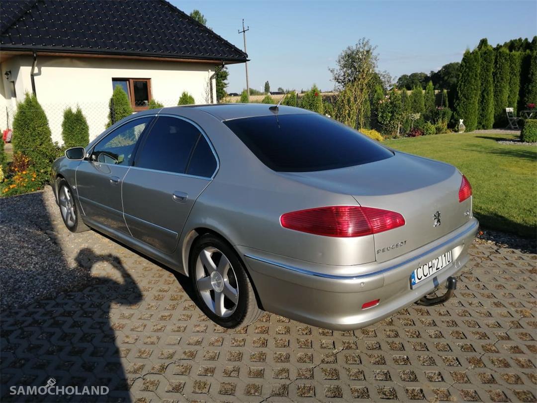 Peugeot 607 2.7 HDI V6 BiTurbo Platinum 2005r 11