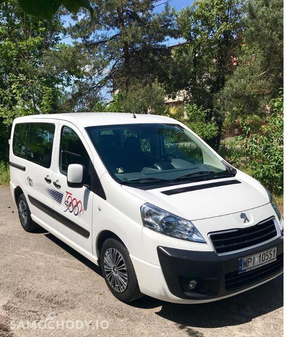Peugeot Expert 2.0 HDI , 128 KM , 9 osobowy 1