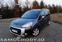 peugeot partner ii (2008-) Peugeot Partner II (2008-) Diesel 1.6 110KM 2009r.