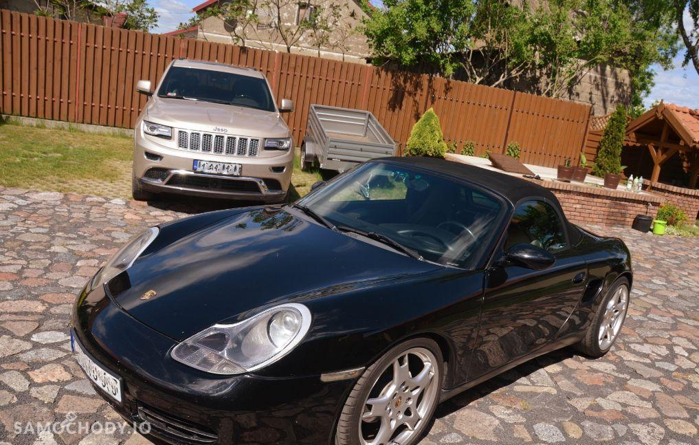 Porsche Boxster 280 KM , bezwypadkowy , xenony 1
