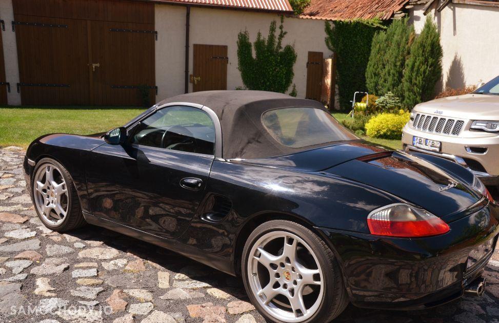 Porsche Boxster 280 KM , bezwypadkowy , xenony 2