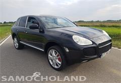 z miasta tarnów Porsche Cayenne I (2002-2010) Turbo poj. 4500 8V Benzyna 450 kM