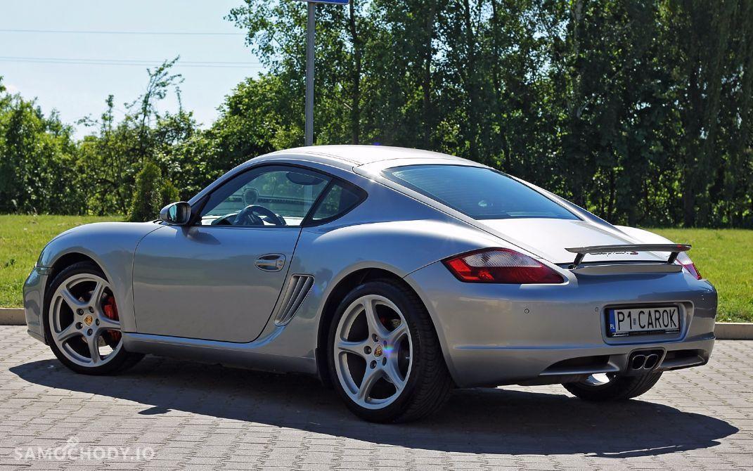 Porsche Cayman 300 KM , XENONY , SKÓRA , GPS 2