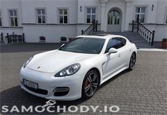 porsche z województwa wielkopolskie Porsche Panamera Benzyna 4.8 500KM 2012r.