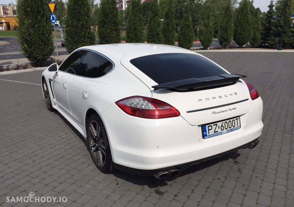 Porsche Panamera Benzyna 4.8 500KM 2012r. 1
