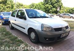 z wojewodztwa mazowieckie Renault Clio II (1998-2012)