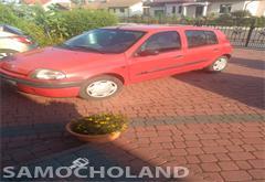 z miasta zamość Renault Clio II (1998-2012)