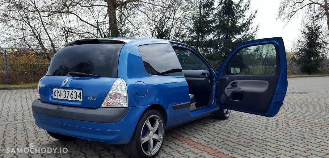 Renault Clio II (1998-2012) Światła LED, Skóra MP3, GPS 2
