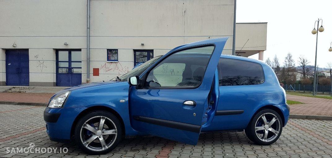 Renault Clio II (1998-2012) Światła LED, Skóra MP3, GPS 1