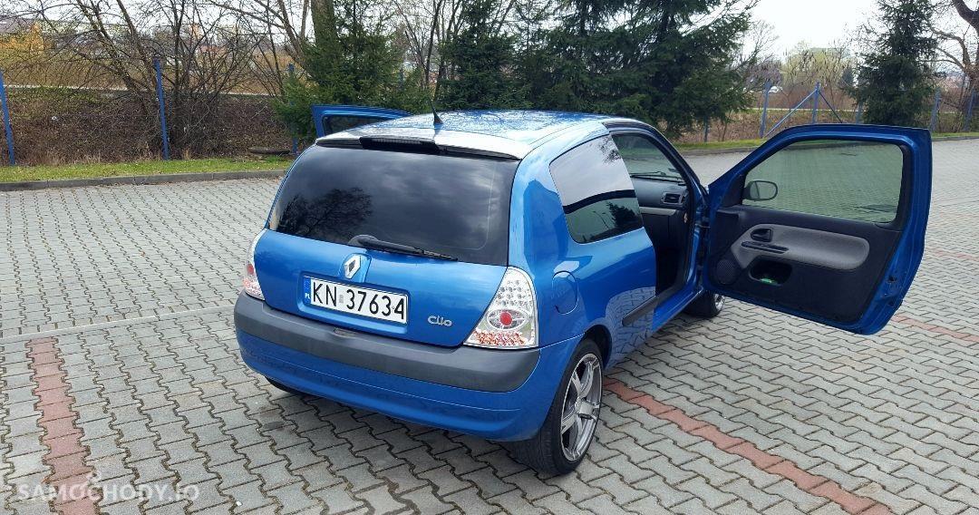 Renault Clio II (1998-2012) Alusy 16cali NAvi Bezwypadkowy  2