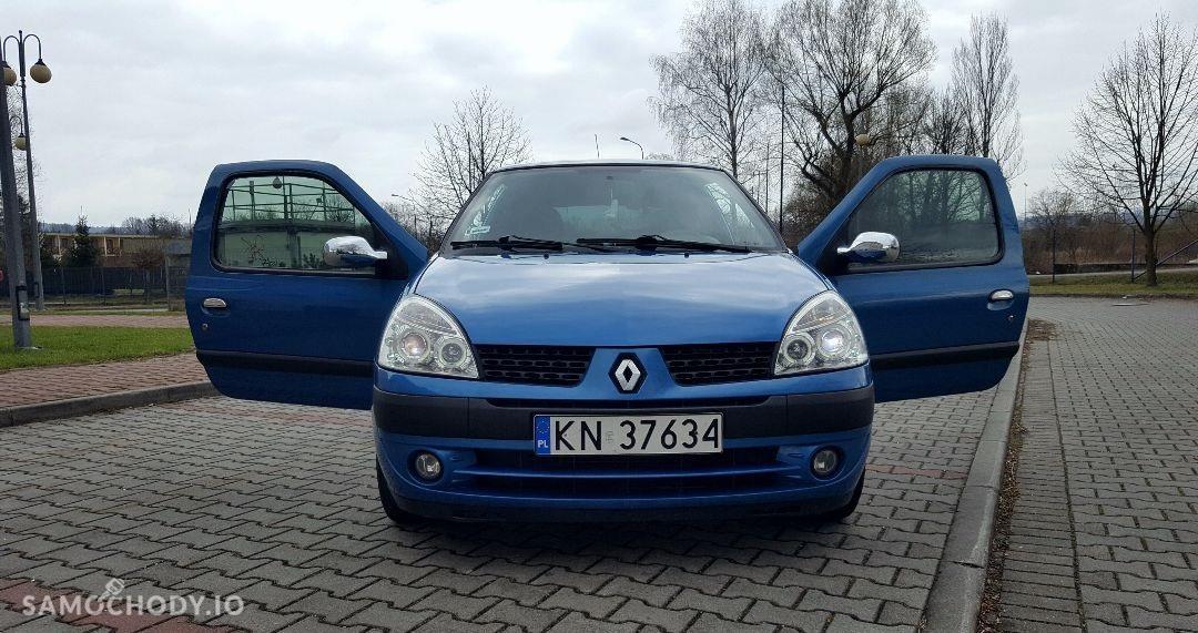 Renault Clio II (1998-2012) Alusy 16cali NAvi Bezwypadkowy  1