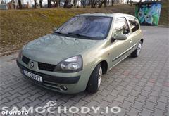 renault z województwa świętokrzyskie Renault Clio II (1998-2012) Benzyna 1.4 100KM 2001r.