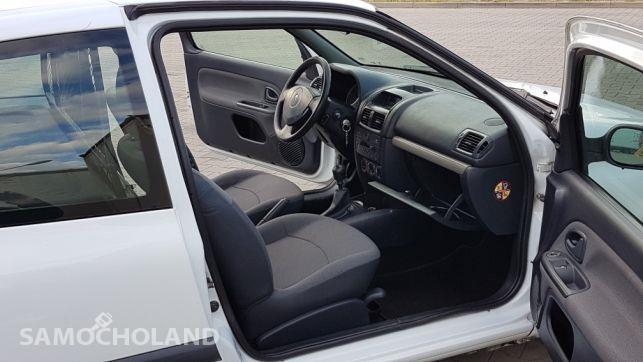 Renault Clio II (1998-2012) Van, vat-1, el. szyby, hak 4