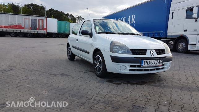 Renault Clio II (1998-2012) Van, vat-1, el. szyby, hak 1