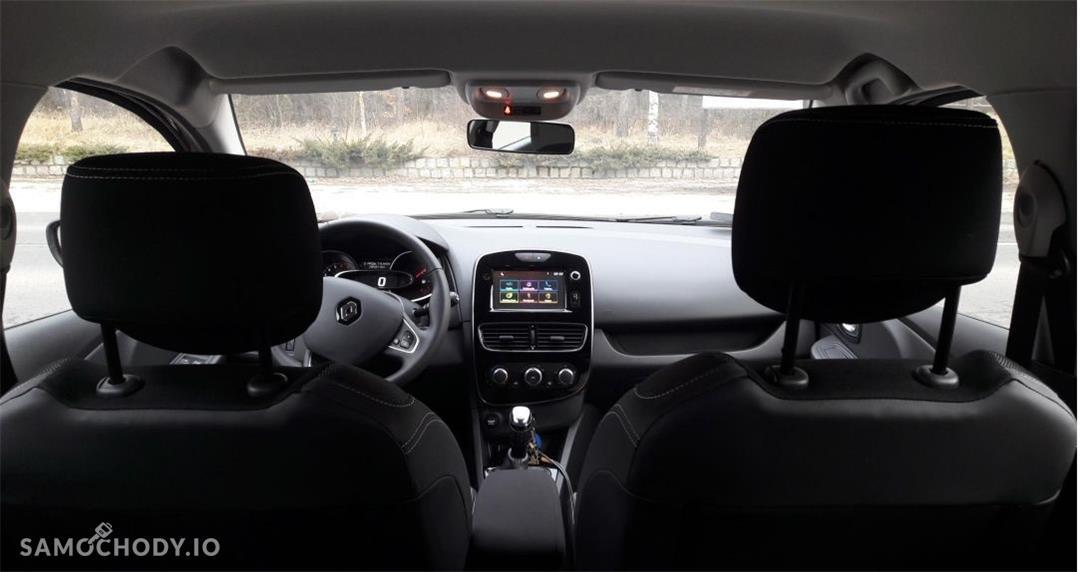 Renault Clio IV (2012-) kombi , światła LED , czujniki parkowania  4