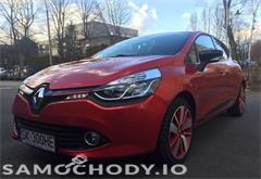 renault clio iv (2012-) Renault Clio IV (2012-) Benzyna 1.0 90KM 2016r.