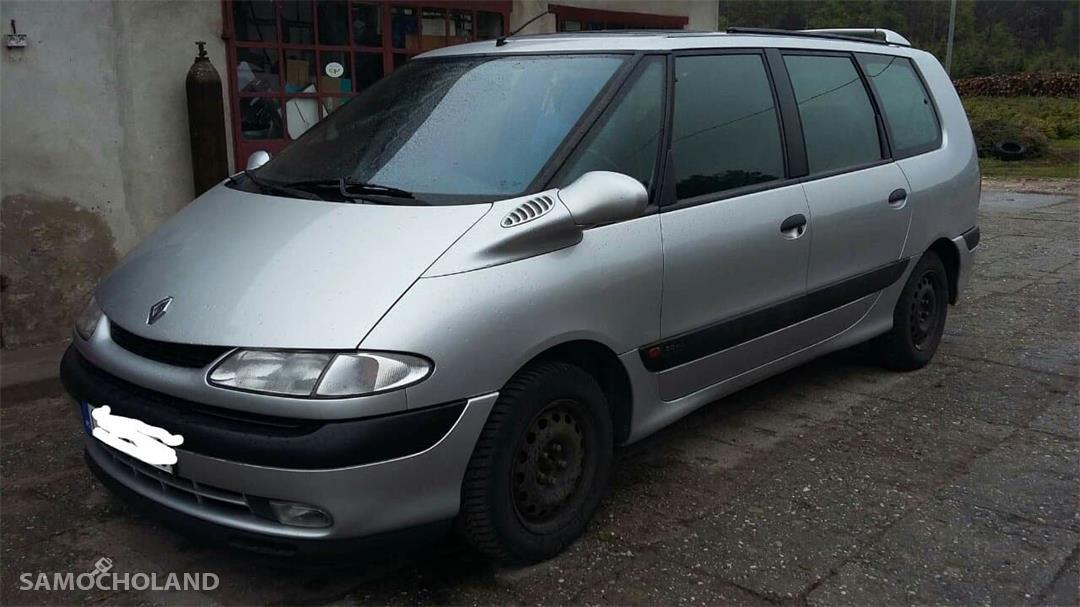 Renault Espace III (1997-2003) Sprzedam duży, przestronny samochód 1