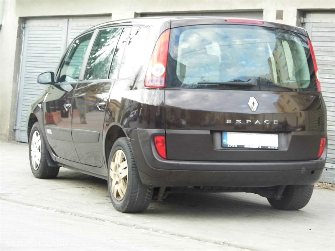 Renault Espace IV (2003-2014)  Renault Espace IV Van 2.0benz 16v 170KM, 2006r - Polecam 29