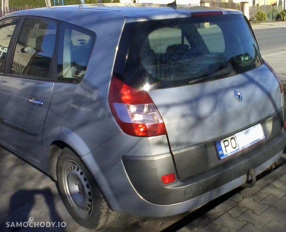 Renault Grand Scenic II (2003-2009)    2,0 benzyna + gaz 2004 r bezwypadkowy 7- osobowy 7